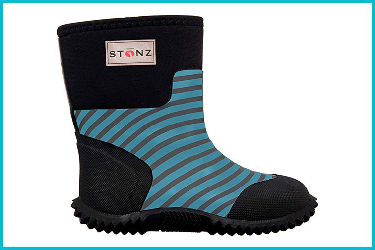 Stonz Rainboots; Courtesy of Amazon