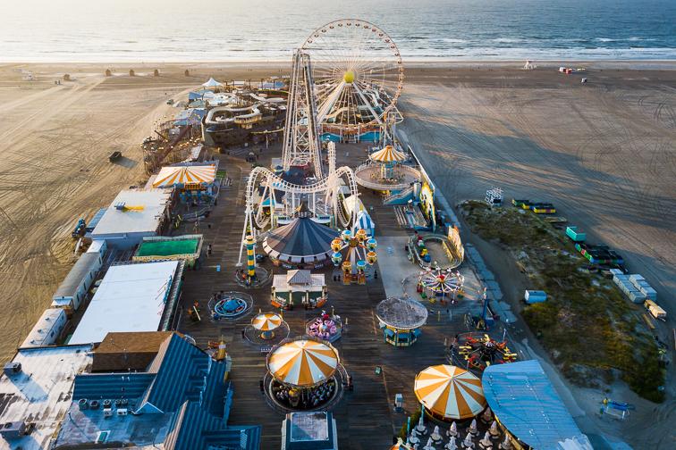 Wildwood New Jersey; CourtesyCreative Family/Shutterstock