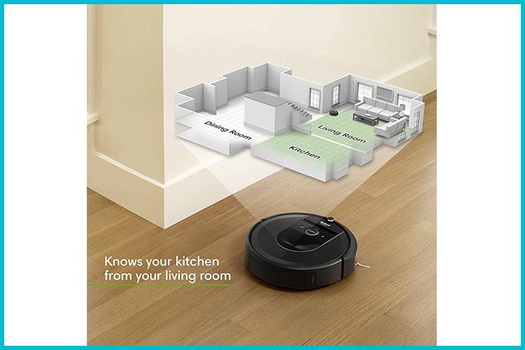 iRobot Roomba i7; Courtesy Amazon