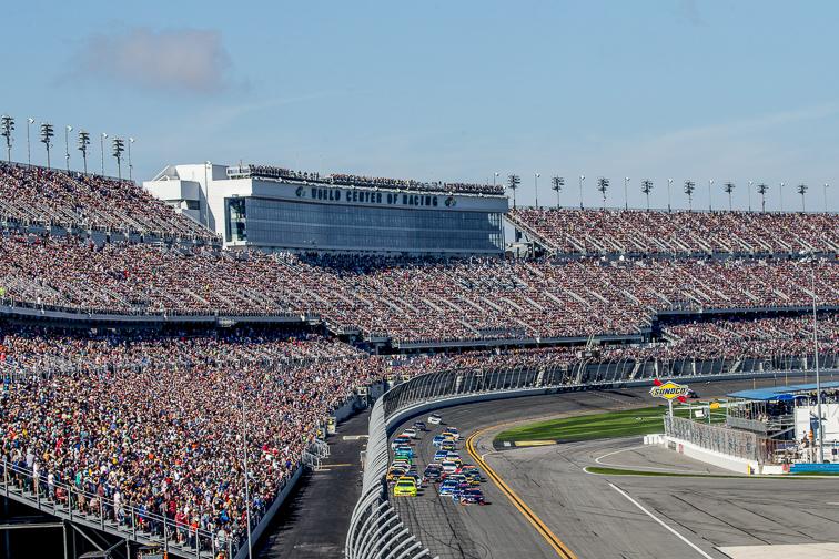 NASCAR Racing Experience; Courtesy NASCAR Racing Experience
