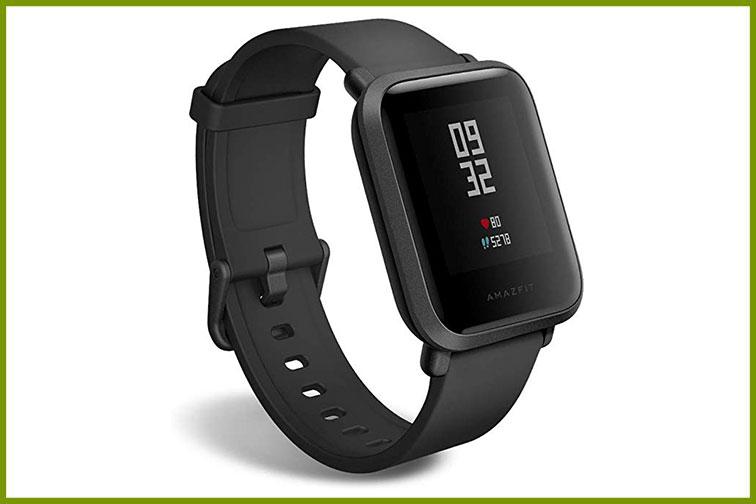 Amazfit Bip Smartwatch; Courtesy of Amazon