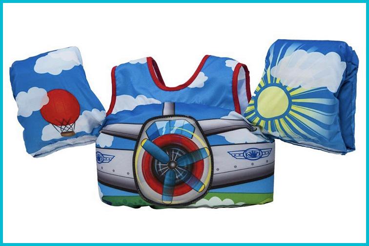 Body Glove Paddle Pal LIfe Vest; Courtesy Amazon
