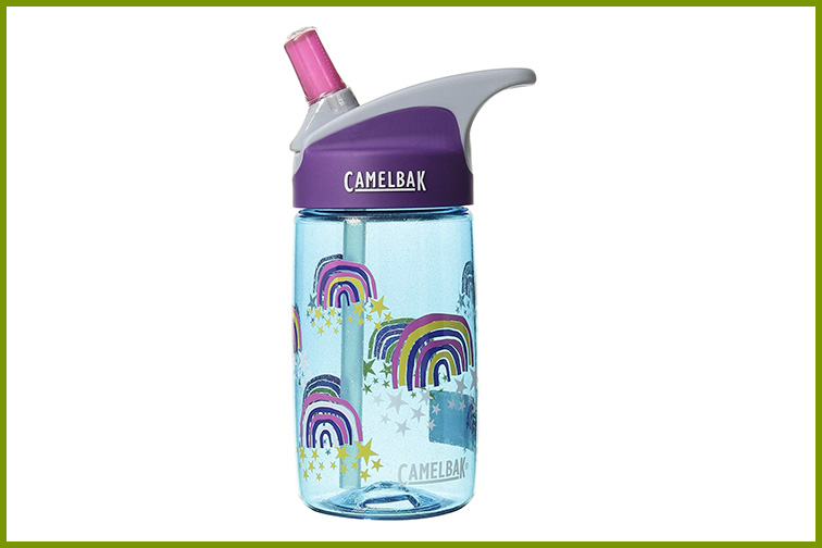 CamelBak Eddy Kids BPA Free Water Bottle; Courtesy Amazon