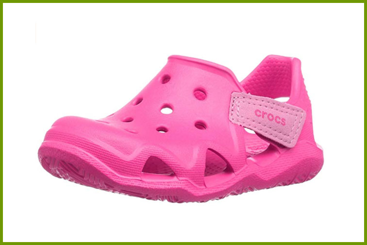 Crocs Swiftwaater Wave Water Sandal; Courtesy of Amazon