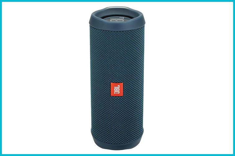 JBL Flip 4 Waterproof Portable Bluetooth Speaker; Courtesy Amazon