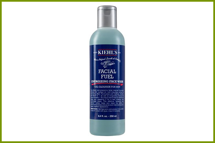 Kiehl's Facial Fuel Energizing Face Wash; Courtesy Amazon