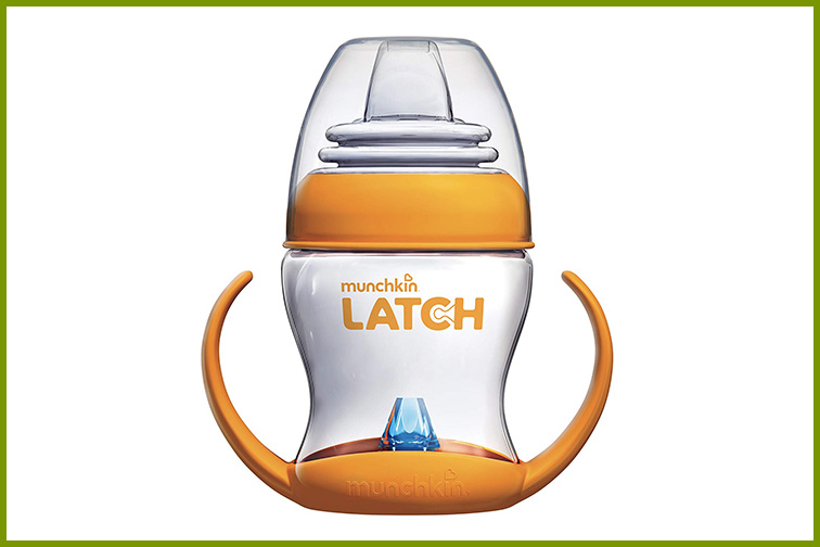Munchkin Latch Transition Cup; Courtesy Amazon