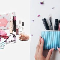 Macy's Beauty Box and Lip Monthly