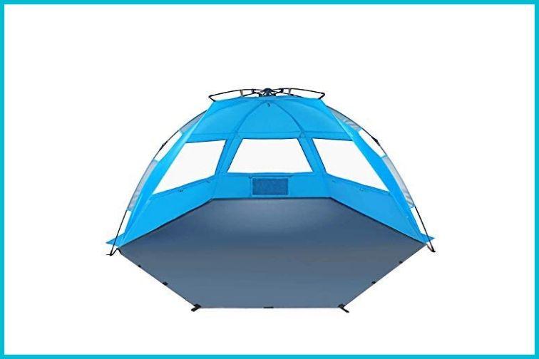 Tagvo Pop Up Beach Tent