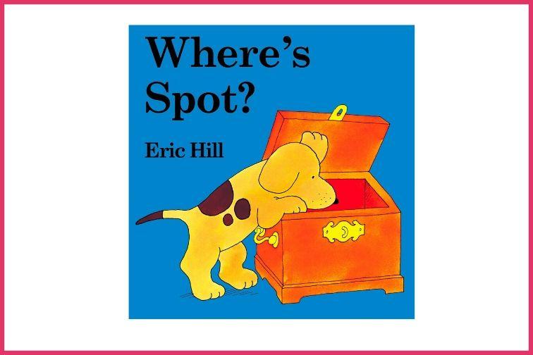 Where's Spot Board Book