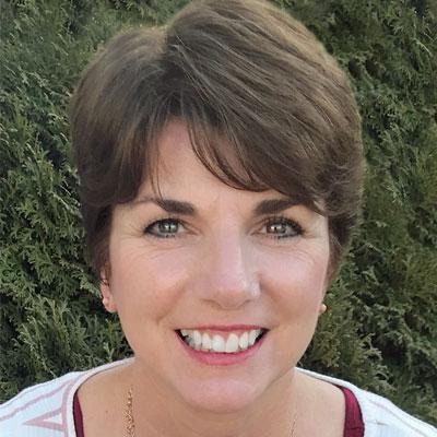 Writer Debbie Olson