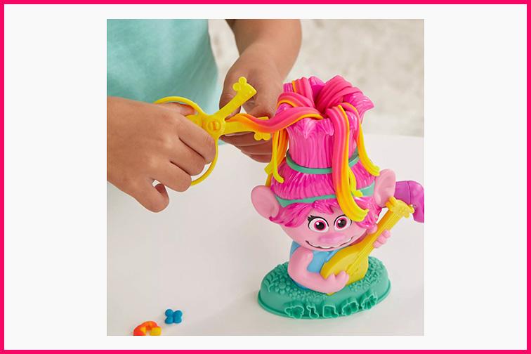 Play-Doh Trolls World Tour Poppy; Courtesy Target