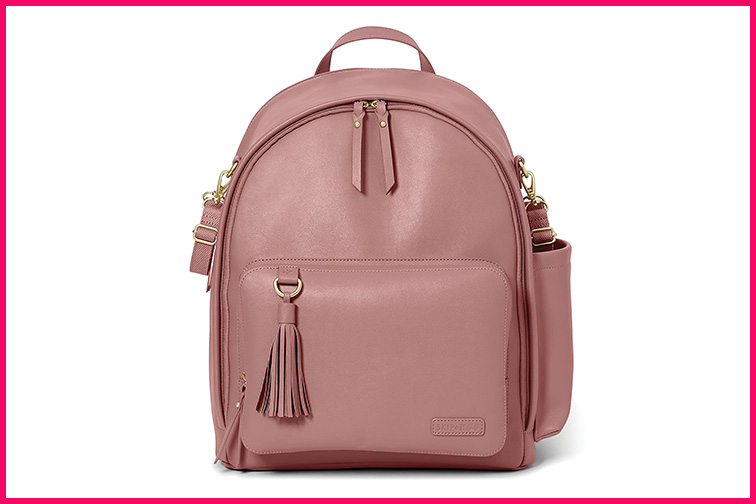 SKIP*HOP® Greenwich Simply Chic Backpack; Courtesy Amazon