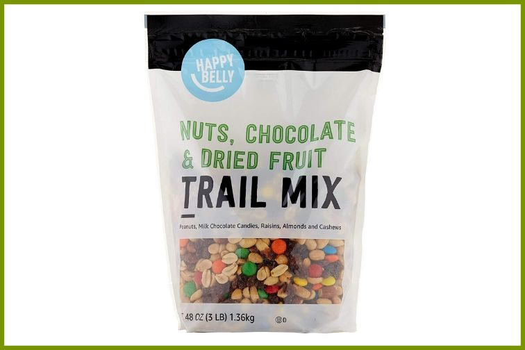 Happy Belly Trail Mix