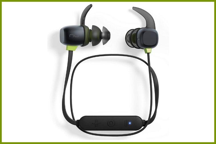NuForce Sweat Proof Wireless Earbuds