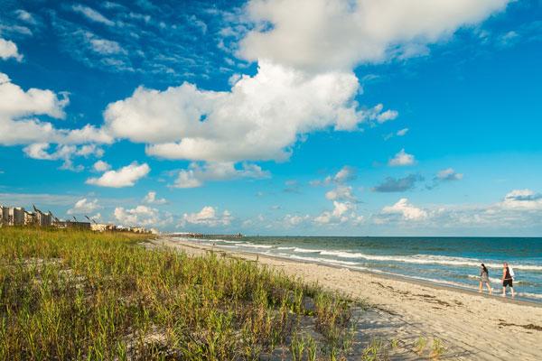 Cocoa Beach, Florida.