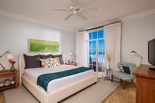An example of a room at Beaches Turks & Caicos.