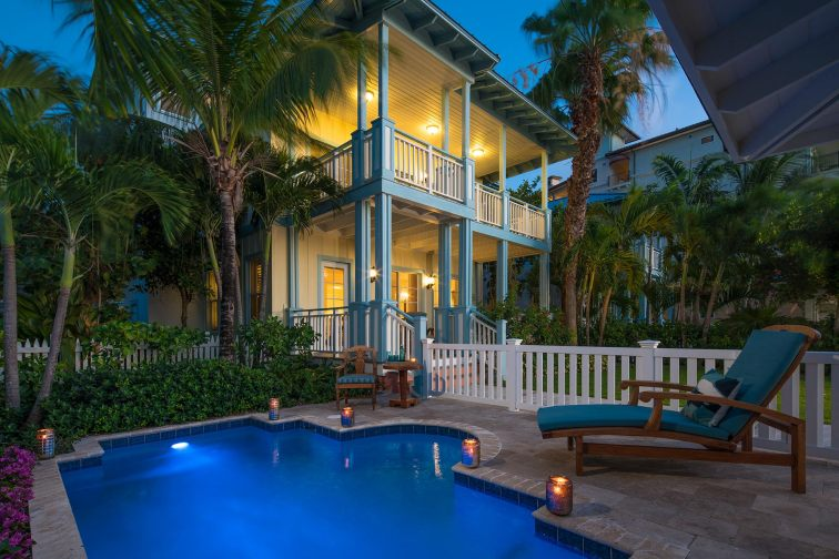 Villa With Private Pool at Beaches Turks and Caicos