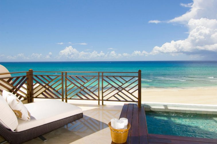 Suite With Private Pool at Grand Velas Riviera Maya in Mexico
