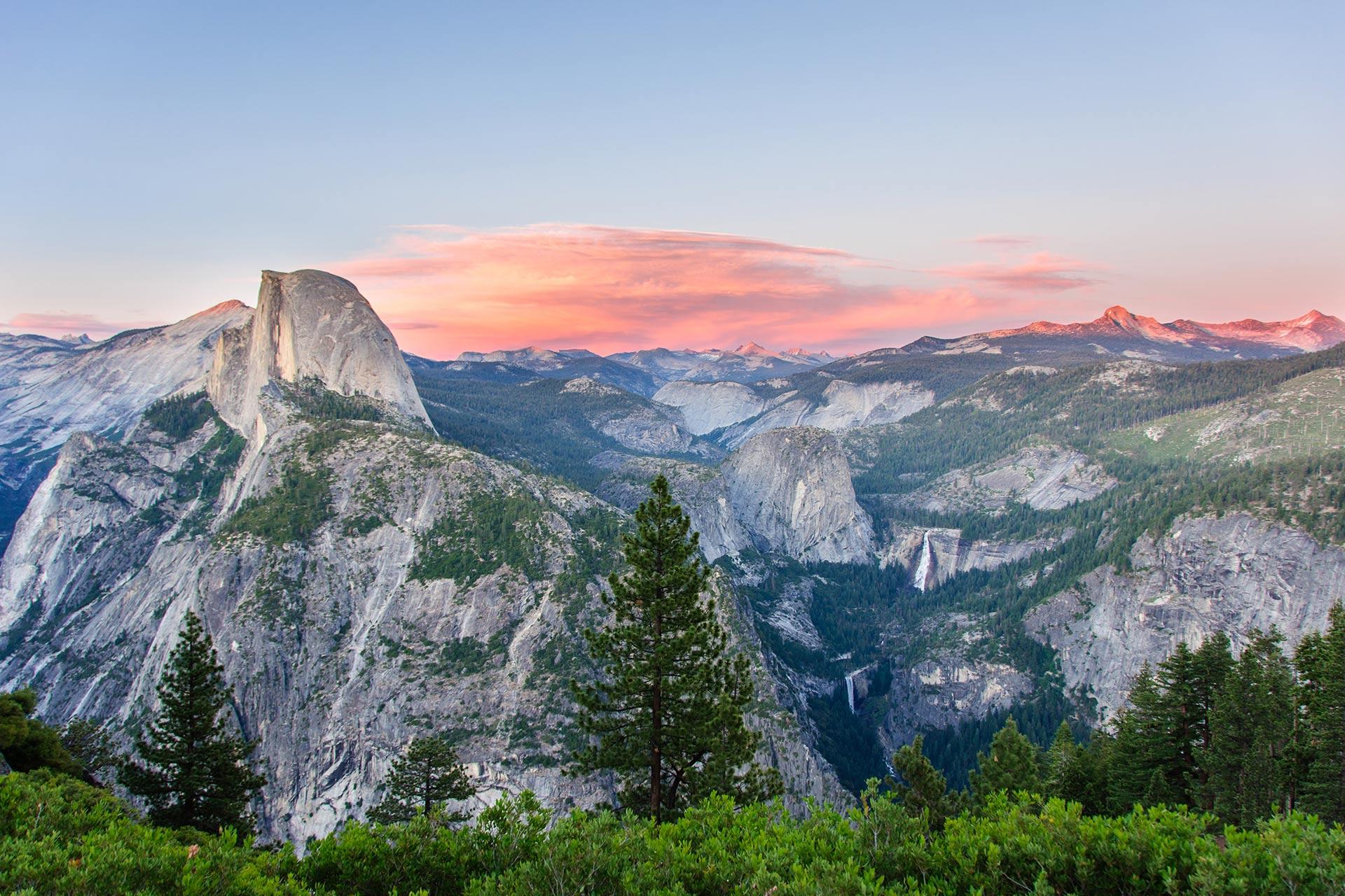 Yosemite National Park, California, USA.
