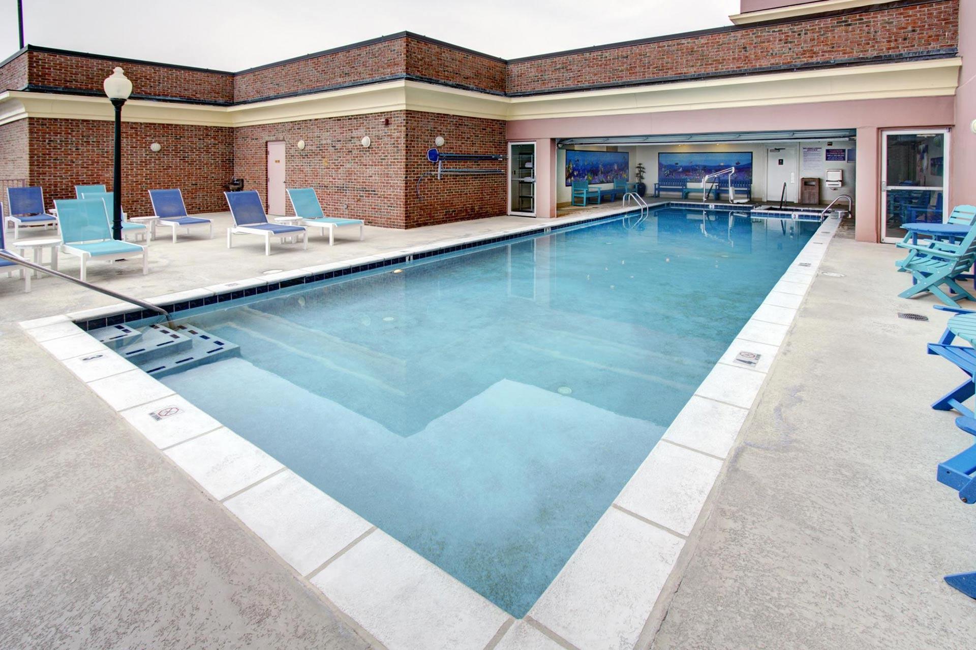 Dunes Manor Hotel & Suites in Ocean City, Maryland