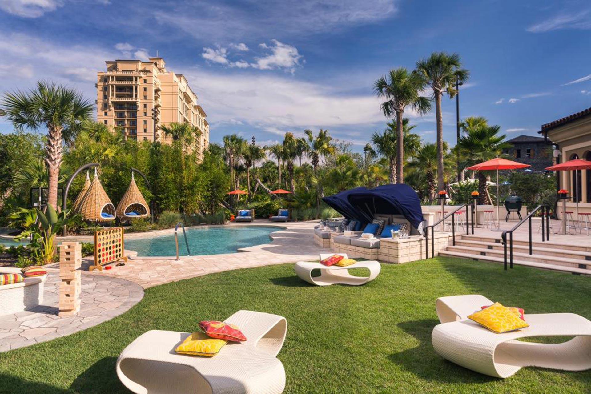 Four Seasons Resort Orlando at Walt Disney World Resort in Florida