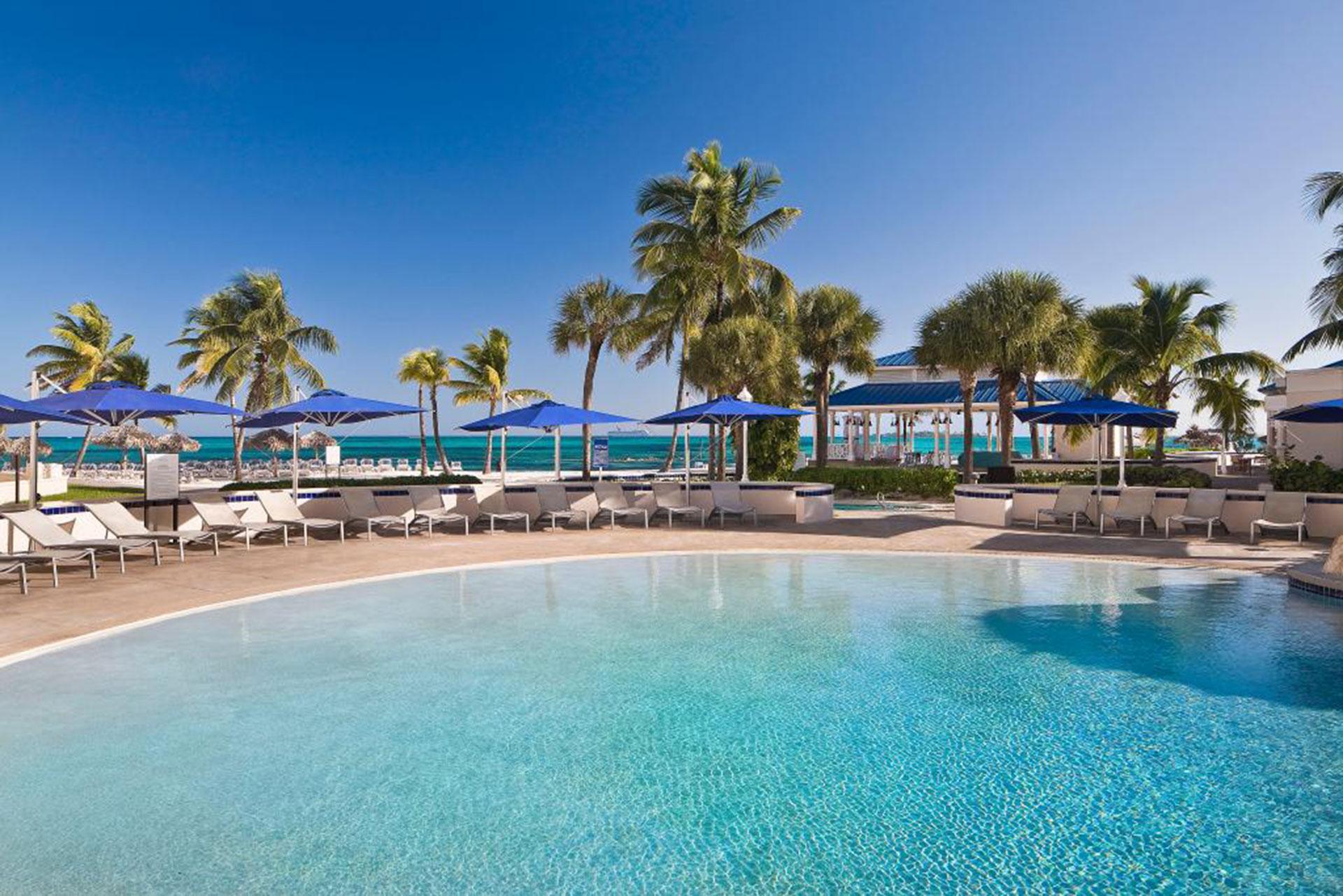 Melia Nassau Beach Resort in Bahamas