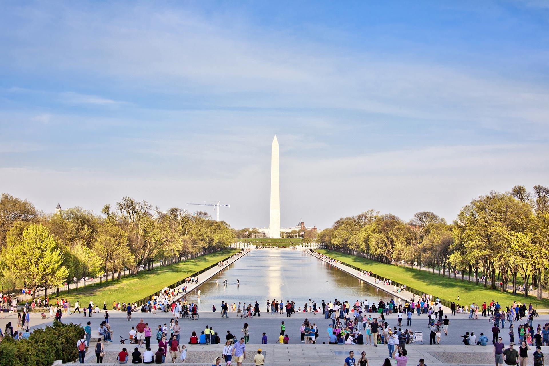 National Mall in Washington D.C.