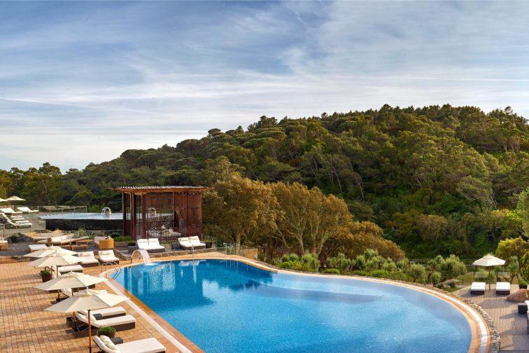 Penha Longa Resort in Lisbon, Portugal