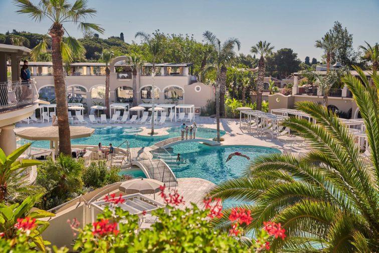 Forte Village Resort in Sardinia, Italy