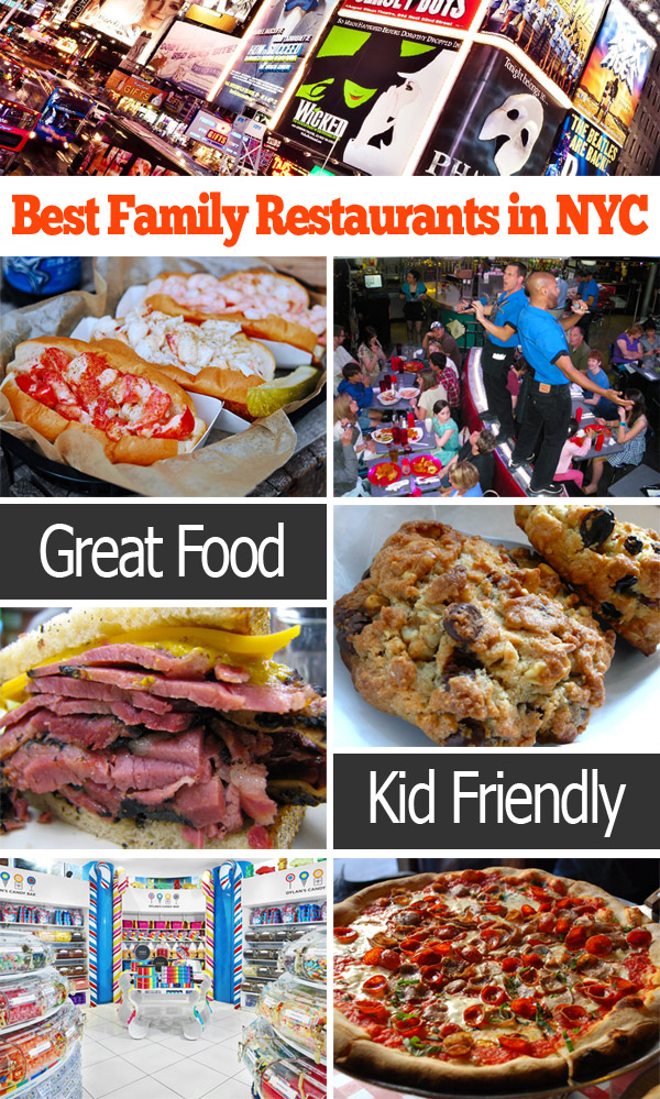 Best Kid Friendly Restaurants Nyc