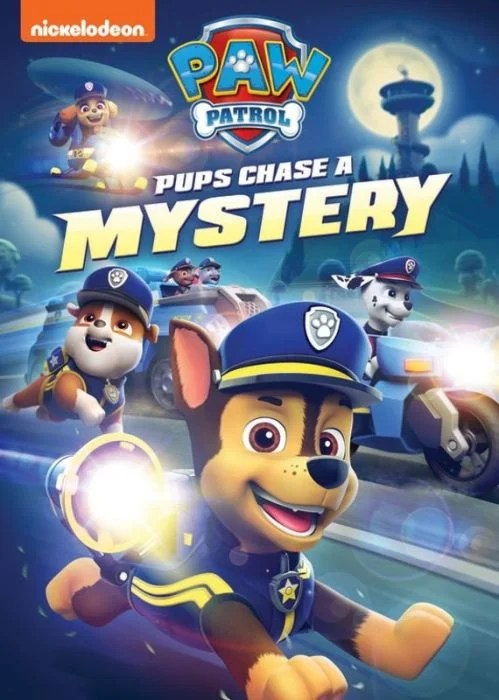 Rent Buy Or Watch Paw Patrol Pups Chase A Mystery Movie Now Family Video
