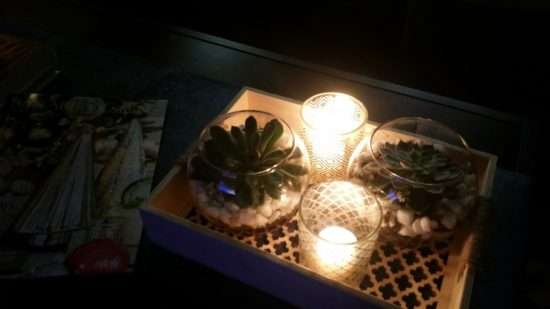 BUDGET FRIENDLY COFFEE TABLE DECORATIONS