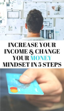 great steps that actually teach you ways to change your belief around money so that you can acquire more. The power of your money mindset is real!