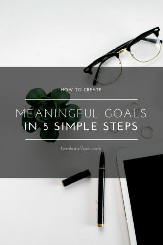 All goal setting technique are not created equal. These are true steps to set meaningful new goals