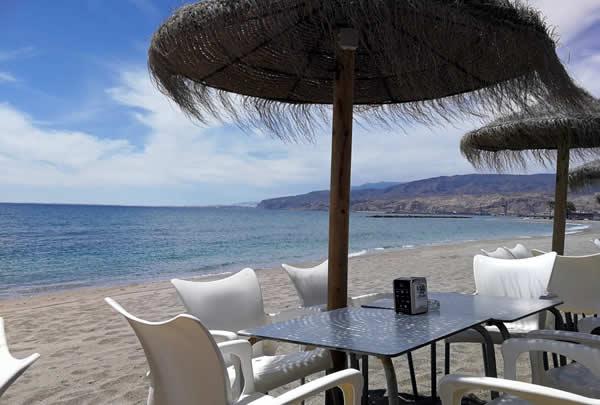 Spiaggia di Almeria