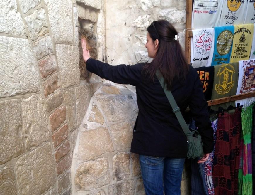 Gerusalemme via Dolorosa
