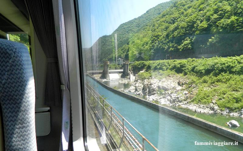viaggiare leggeri in Giappone