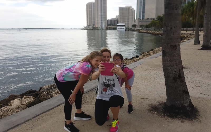 Miami con i bambini