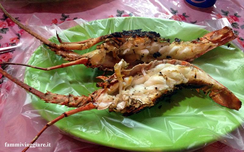 street food in Malesia