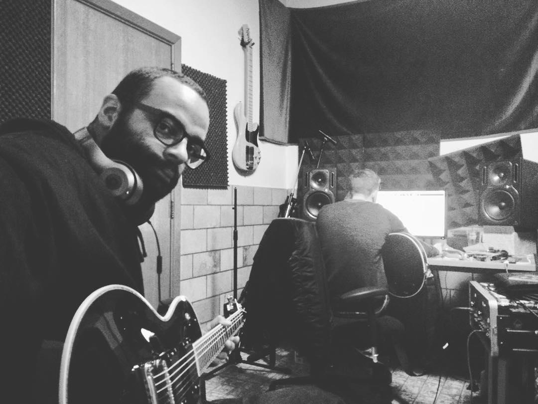 Recording another masterpiece @thesetupkills