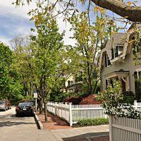 Ash Street Historic District, Cambridge, Massachusetts