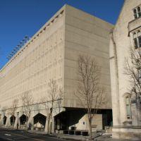 Becton Center, Yale University