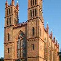 Berlin - Friedrichswerdersche Kirche
