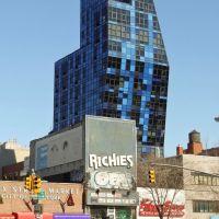 Blue Condominium Tower, New York City