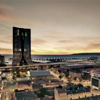 CMA CGM Tower, Marseille, France