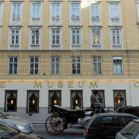 Cafe Museum Strasse
