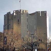 Denver Art Museum, North Building