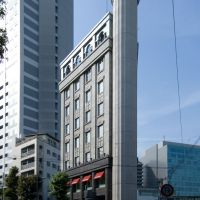 Doric building, Minato-ku, Tokyo