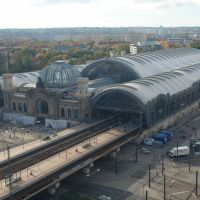 Dresden Central Station, Germany